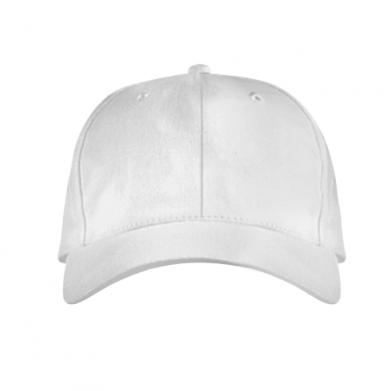 Цвет Белый, Детские кепки - FatLine