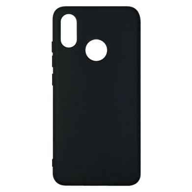 Цвет Черный, Xiaomi Mi8 - FatLine