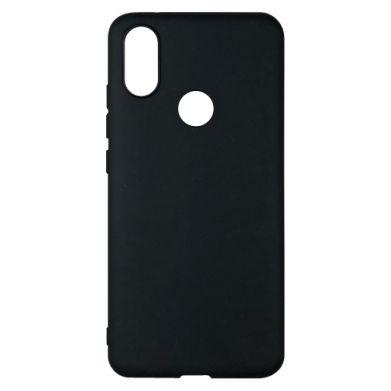 Цвет Черный, Xiaomi Mi A2 - FatLine