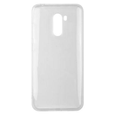 Цвет Прозрачный, Xiaomi Pocophone F1 - FatLine