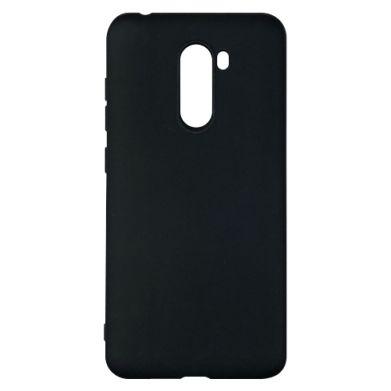 Цвет Черный, Xiaomi Pocophone F1 - FatLine