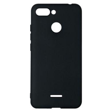 Цвет Черный, Xiaomi Redmi 6 - FatLine