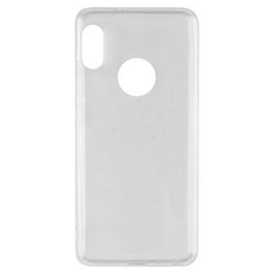 Цвет Прозрачный, Xiaomi Redmi Note 5 - FatLine