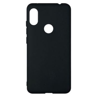 Цвет Черный, Xiaomi Redmi Note 6 Pro - FatLine