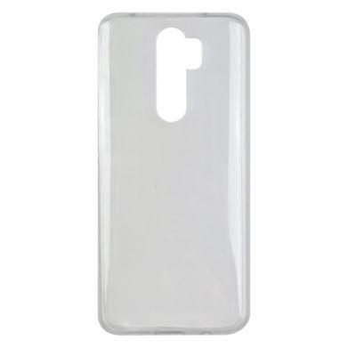Цвет Прозрачный, Xiaomi Redmi Note 8 Pro - FatLine