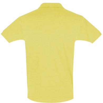 Цвет Желтый, Поло мужские - FatLine