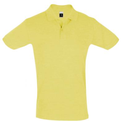 Желтые Поло мужские