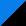 Синій+чорний