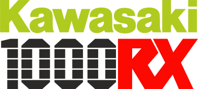 Принт Подушка Kawasaki 1000RX - FatLine