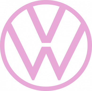 Принт Женская футболка Volkswagen new logo, Фото № 1 - FatLine