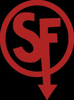 Принт Жіноча футболка Logo Sally Face, Фото № 1 - FatLine