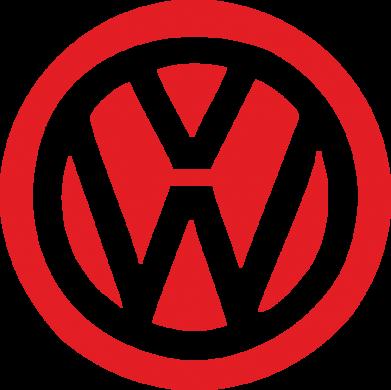 Принт Рюкзак для ноутбука Volkswagen - FatLine