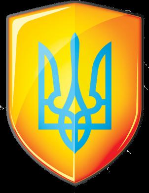 Принт Кружка 320ml Герб на щиті - FatLine