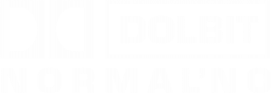 Принт Женская футболка поло Dolbit Normal'no - FatLine
