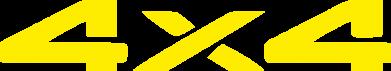 Принт Детская футболка 4x4 - FatLine