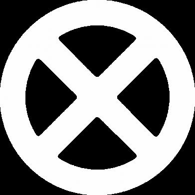 Принт Жіноча футболка X-man logo, Фото № 1 - FatLine