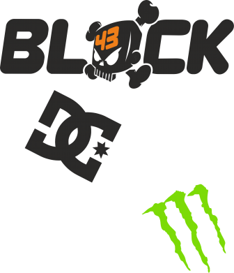 Принт Сумка Ken Block Energy - FatLine