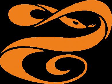 Принт Кружка 420ml змеючка, Фото № 1 - FatLine