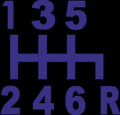 Принт Кружка 320ml Коробка передач - FatLine