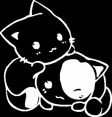 Принт Кепка котята - FatLine