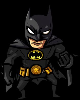 Принт Футболка з довгим рукавом Бетмен Арт, Фото № 1 - FatLine
