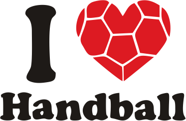 Принт Подушка Handball one love - FatLine