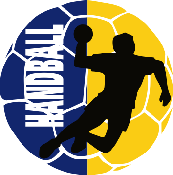Принт Футболка Handball Logo - FatLine