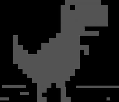 Принт Детский бодик Offline T-rex - FatLine