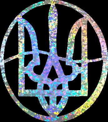 Принт Кепка Герб у колі Голограма, Фото № 1 - FatLine