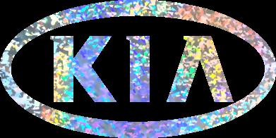 Принт Кепка KIA logo Голограма, Фото № 1 - FatLine