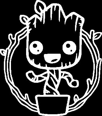 Принт Жіноча футболка Grut with smile, Фото № 1 - FatLine