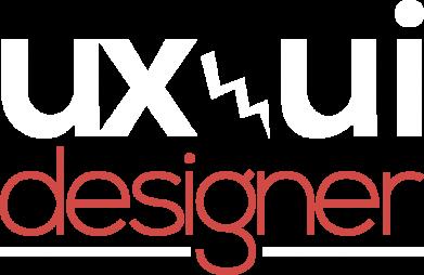 Принт Женская футболка поло UX UI Designer - FatLine