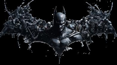Принт Футболка Поло Batman Arkham Asylum - FatLine