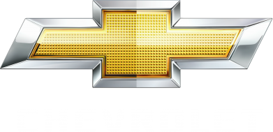 Принт Женская футболка с V-образным вырезом Chevrolet Logo - FatLine