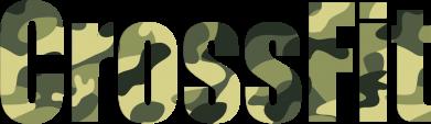 Принт Мужская толстовка на молнии CrossFit камуфляж - FatLine