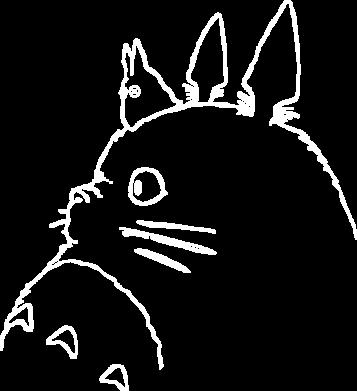 Принт Жіноча футболка Тоторо, Фото № 1 - FatLine