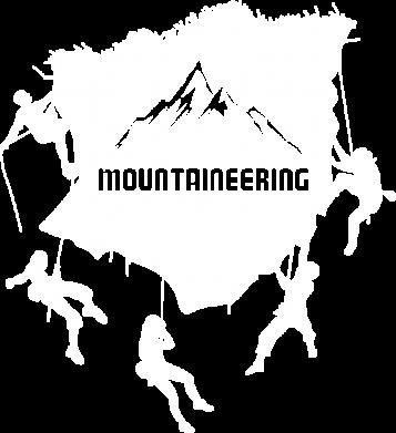 Принт Жіноча футболка Mountaineering, Фото № 1 - FatLine