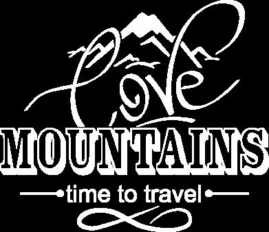 Принт Жіноча футболка Love mountains, Фото № 1 - FatLine