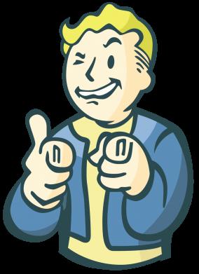 Принт Мужская майка Fallout 4 Boy - FatLine