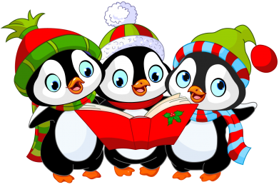 Принт Штаны Little cute penguins - FatLine