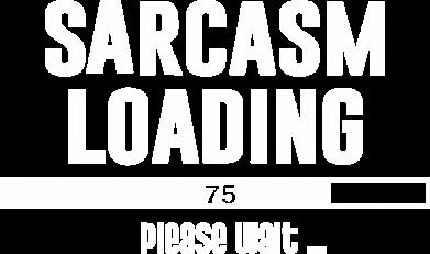 Принт Жіноча футболка Sarcasm loading, Фото № 1 - FatLine