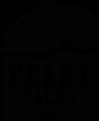 Принт Жіноча футболка Peaky talks, Фото № 1 - FatLine