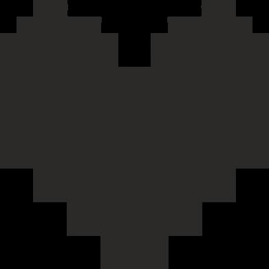 Принт Жіноча футболка Undertale heart, Фото № 1 - FatLine