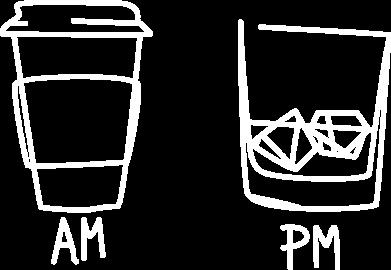 Принт Жіноча футболка Coffee and whiskey, Фото № 1 - FatLine