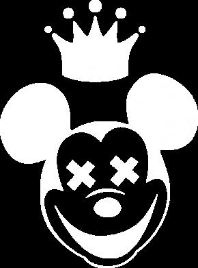 Принт Женская футболка Mickey Mouse Swag, Фото № 1 - FatLine