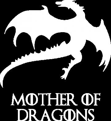 Принт Кепка Mother of dragons 1, Фото № 1 - FatLine