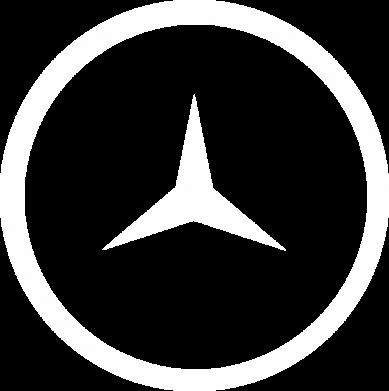 Принт Чоловіча футболка Mercedes new logo, Фото № 1 - FatLine