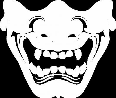 Принт Женская футболка Japanese mask, Фото № 1 - FatLine