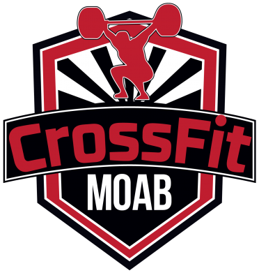 Принт Футболка CrossFit MOAB - FatLine