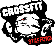 Принт Футболка Поло CrossFit Stafford - FatLine